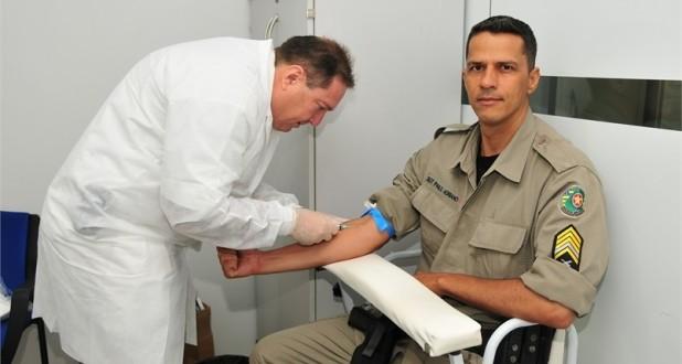Iniciativa entre entidades alerta policiais sobre câncer de próstata