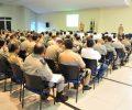 Apoio Logístico faz encontro na Fundação Tiradentes sobre frota locada pela PM