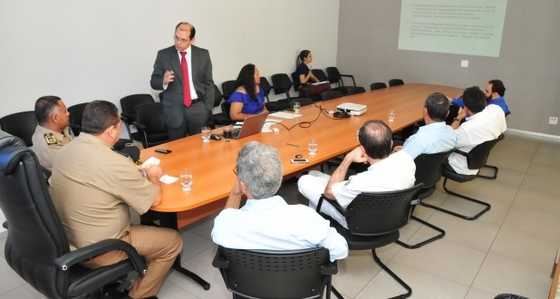 Comandante-Geral da PM aprova Plano de Trabalho da Fundação Tiradentes