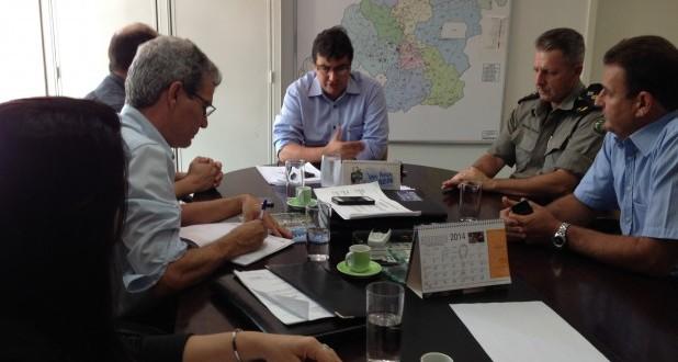 Fundação Tiradentes e Agehab negociam parcerias