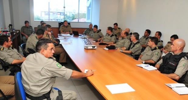 Polícia Comunitária Rural: reuniões na Fundação Tiradentes preparam comandos