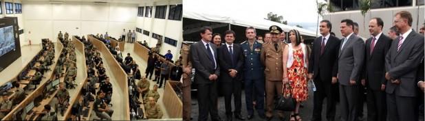 Fundação Tiradentes prestigia lançamento do CIICC