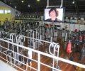 Fitness Center estimula beneficiários à prática de exercícios