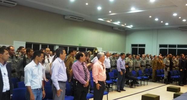 Fundação Tiradentes sedia Solenidade de Passagem de Comando