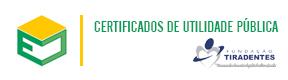 Certificados de Utilidade Pública