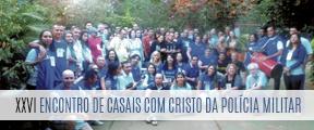 Fundação Tiradentes acolhe Encontro de Casais da PMGO