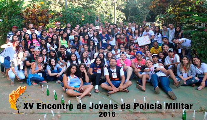 XVI Encontro de Jovens da Polícia Militar de Goiás